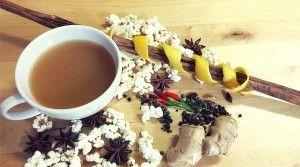 Dieta depurativa de otoño infusión