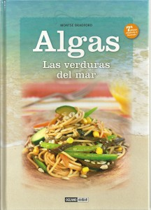 ALgas. Las verduras del mar montse bradford 1