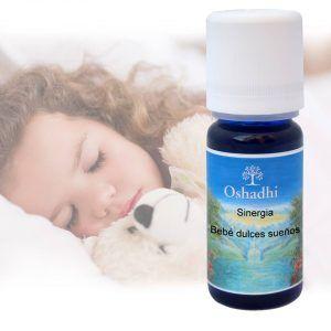 resfriado y aceites esenciales bebes dulces sueños oshadhi