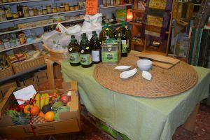 Degustación de aceite oliva virgen extra ecológico
