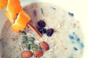 Dieta depurativa de otoño cereales