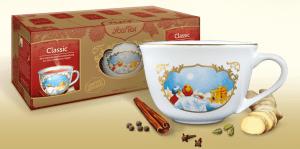 pack yogui tea 2015 classic+taza cerámica rec