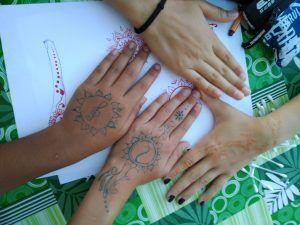 Tatuajes de henna 4