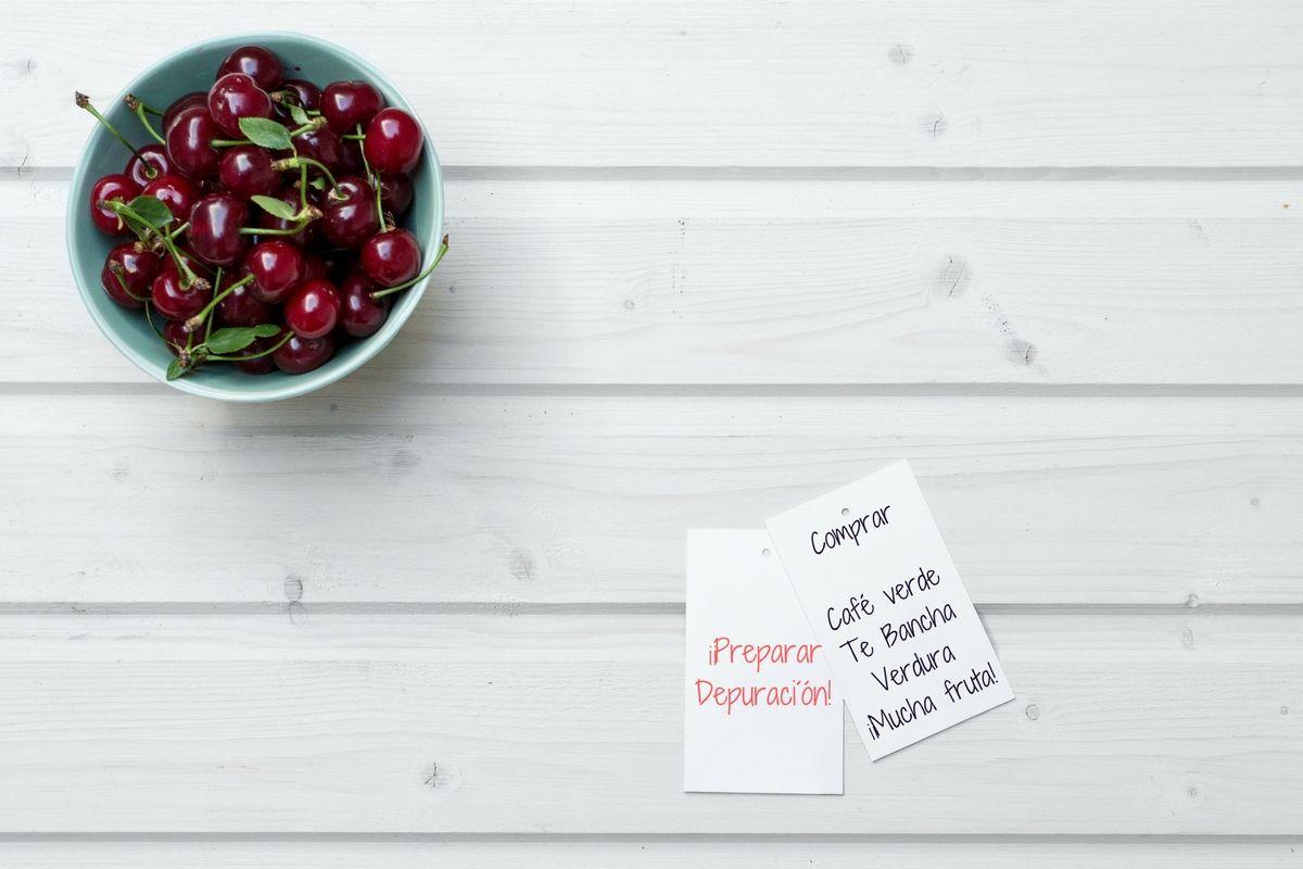 Como hacer una dieta detox