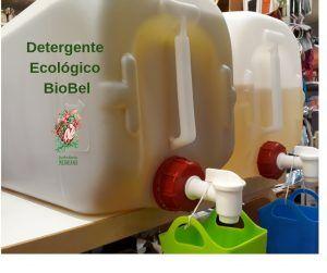 Detergentes ecológicos a granel